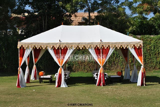 Lavish wedding Tent  http://www.mughaltents.com/blog/lavish-wedding-tent/