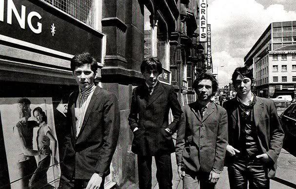 The Buzzcocks, 1978