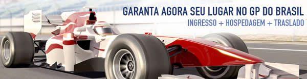 GP do Brasil de Formula 1 - Pacotes CVC 2015 #gpdobrasil #formula1 #f1 #pacotescvc