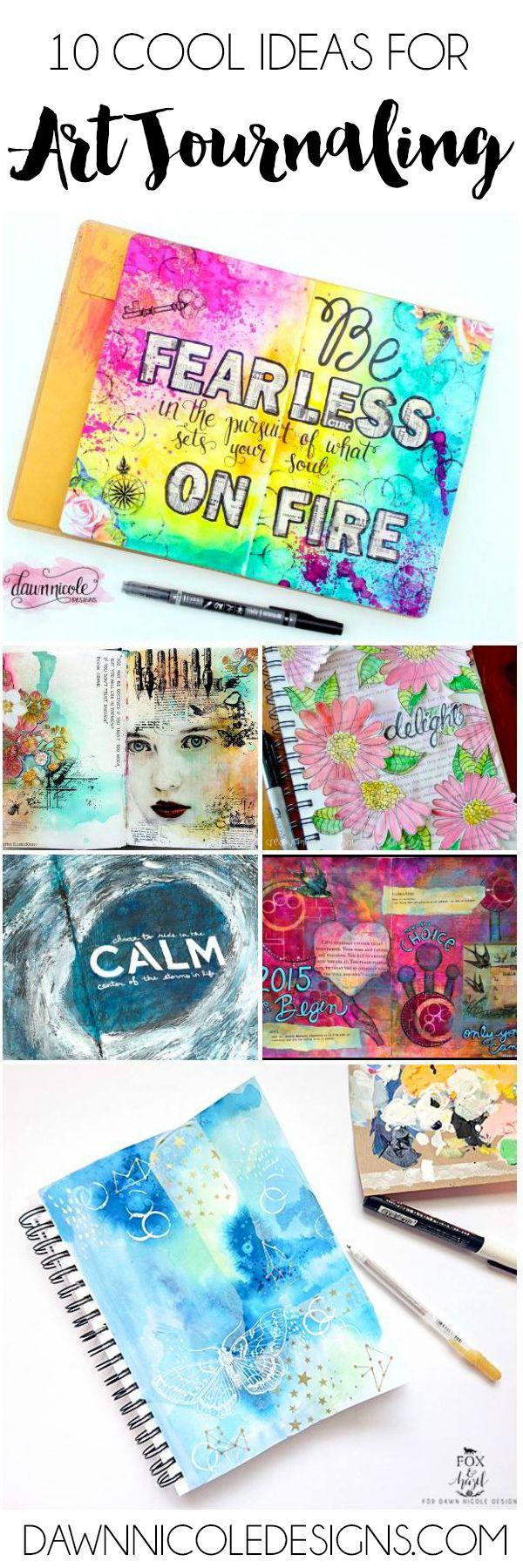 80 best notepad/Journal/notebook images on Pinterest   Art ...