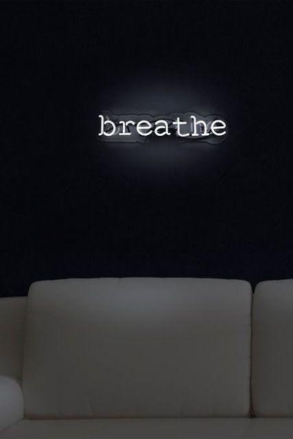 Três dias e um café: Breathe