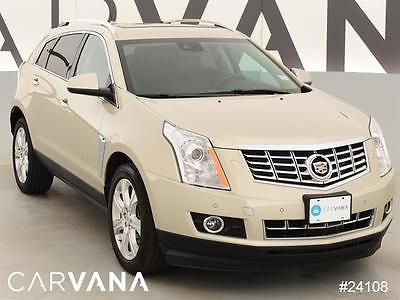 2013 Cadillac SRX SRX Performance Collection Beige 2013 SRX with 20019 Miles for sale at Carvana