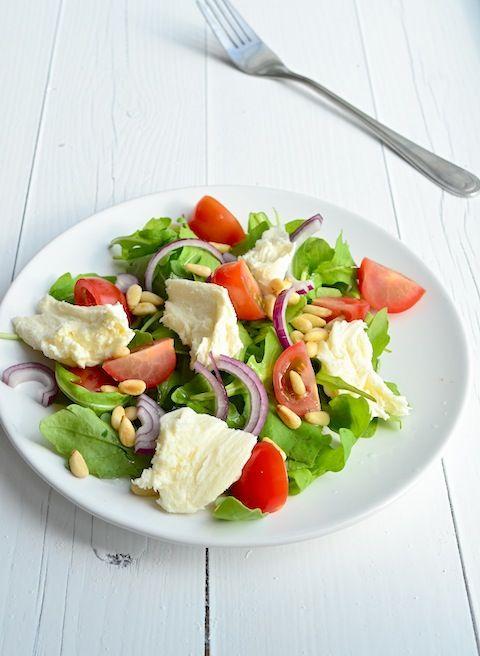 Italiaanse salade -