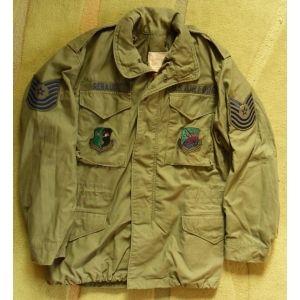 US Army & Air Force M65 Jacke Small Reg