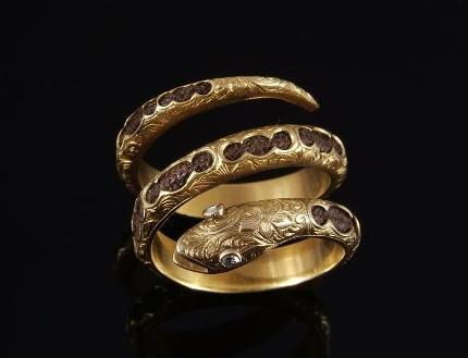 Serpentus Ring