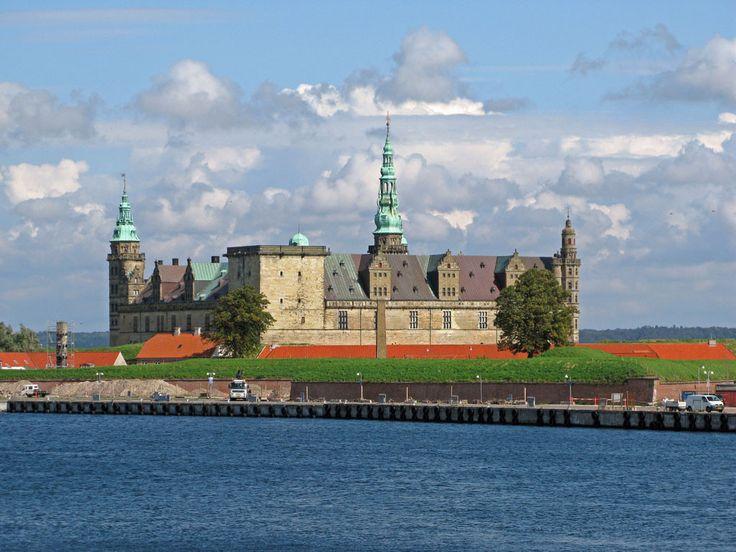 Castelul Kronborg, Elsinore, Danemarca