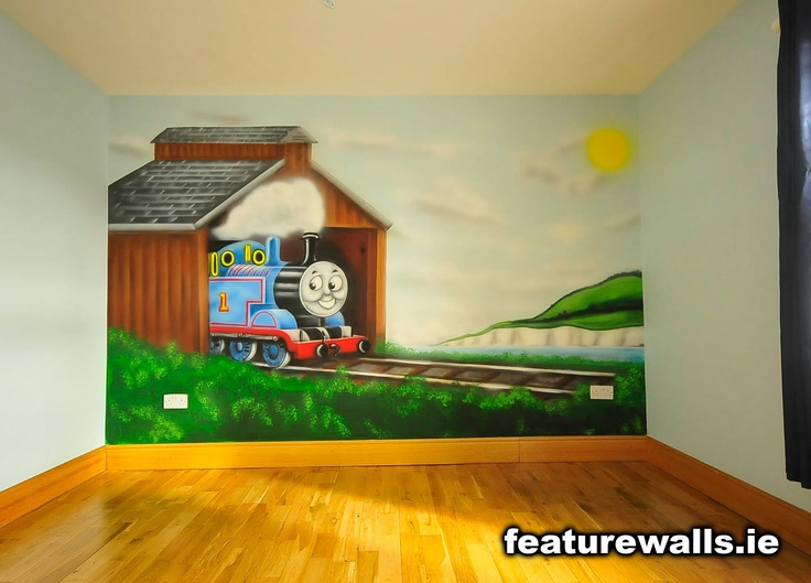 9 Awesome Wall Murals For Kids Rooms Digital Photograph Inspirational