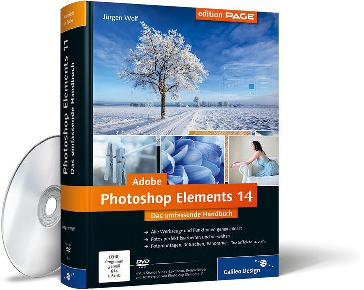 What?s new in Photoshop Elements 14