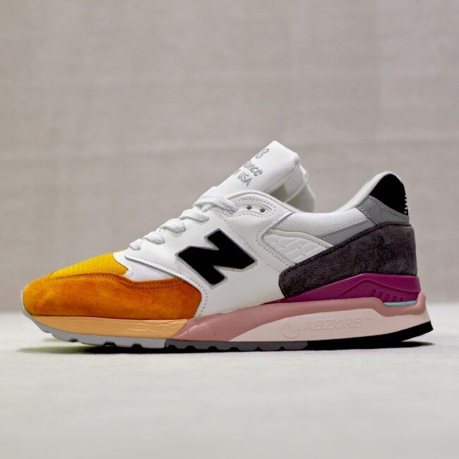 outlet store 571bd a53a6 New Balance M 998 PSD Multi | Online shop sneakers en 2019 ...