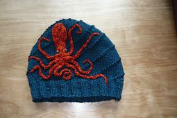 Ravelry: Demi Octopus pattern by Jennifer Wang The octopus is PERFECT, and the Hurricane Hat is lovely!