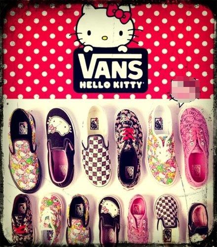 hello kitty vans                                                       …