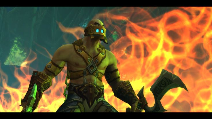 """I know everyone has shown their """"by the fire cut scene"""" shots... but damn i feel like it was made for my rogue. #worldofwarcraft #blizzard #Hearthstone #wow #Warcraft #BlizzardCS #gaming"""