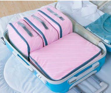 Produtos de viagem no AliExpress - kit organizador de mala