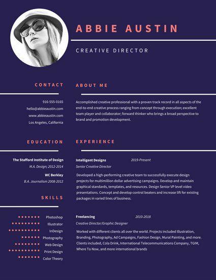 Résumé – Untitled Design