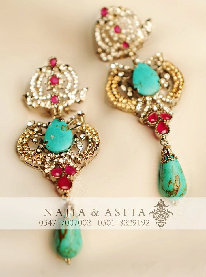 Maria B Latest Bridal Jewellery Designs 2012 Maria B is top Pakistani fashion brand. Maria B was founded in 1999. Maria B does not need any introduction. Now Maria B launched her jewellery and accessories collection.