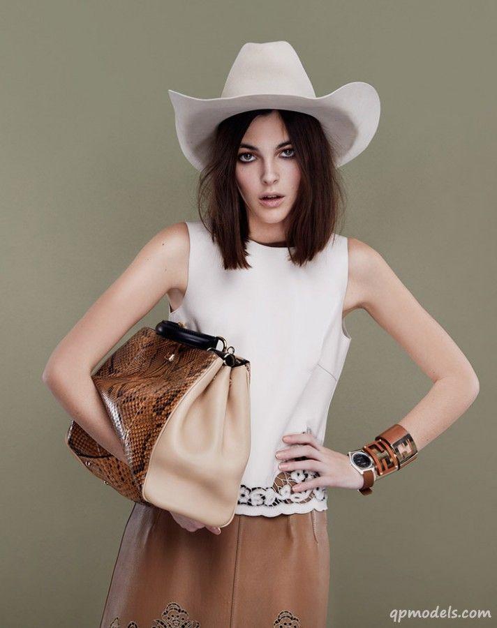 Vittoria Ceretti for Gioia Magazine (March 2014) - http://qpmodels.com/european-models/vittoria-ceretti/6624-vittoria-ceretti-for-gioia-magazine-march-2014.html
