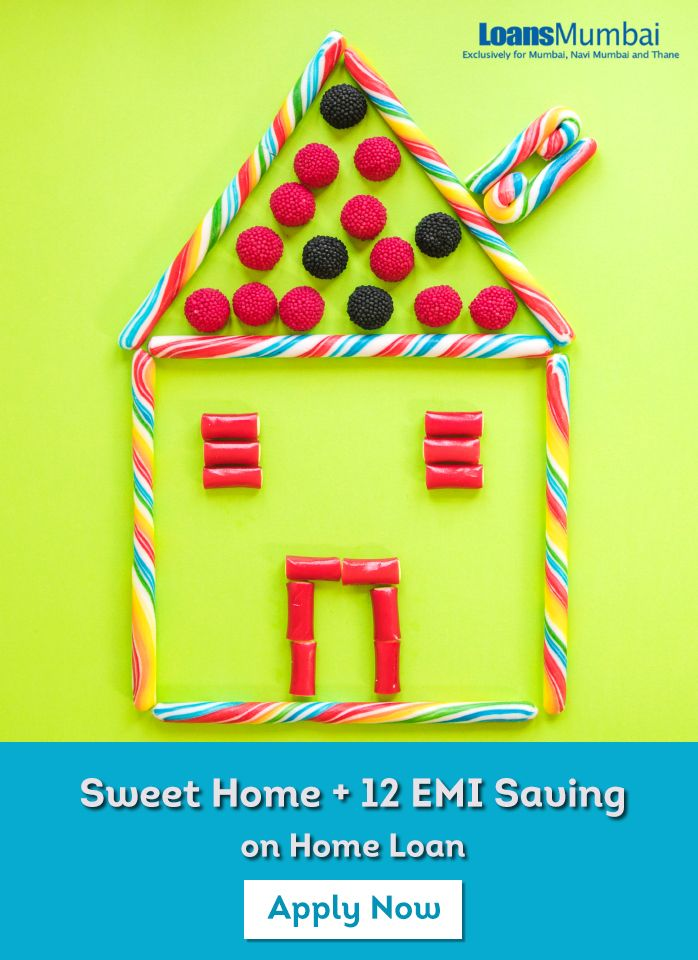 Buy your Sweet Dream Home + Save 12 EMI on Home Loan at LoansMumbai.com To know more dial +91 7303022000 or visit our website now. #Loan #Home #Finance #LoansMumbai #Mumbai #Property