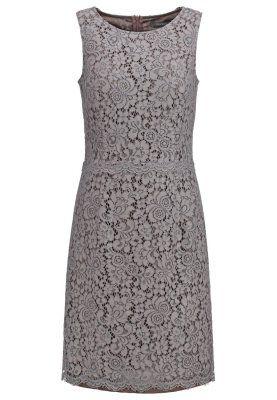 Esprit Collection VALENTINA - Fodralklänning - medium grey - Zalando.se