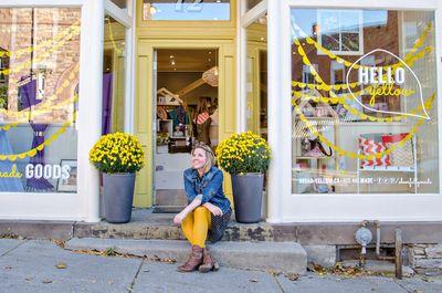 Hello Yellow l Almonte, Ontario