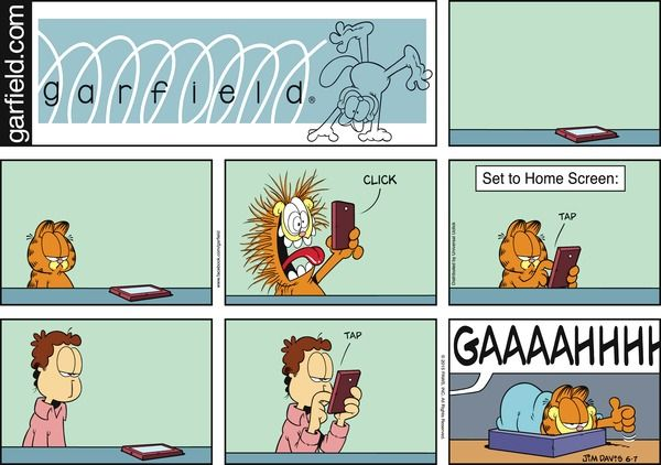 Garfield for 6/7/2015 « ArcaMax Publishing