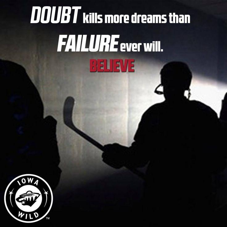 #Motivation #IAWild #hockey