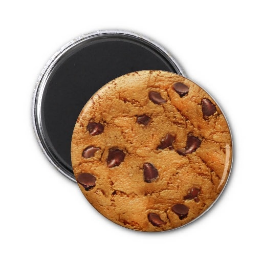 Sweets Magnet Series -Chocolate Chip Cookie-