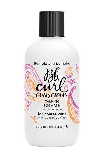 Crème calmante pour boucles épaisses de Bumble and bumble - Shopping spécial cheveux bouclés ou frisés: Les meilleurs produits