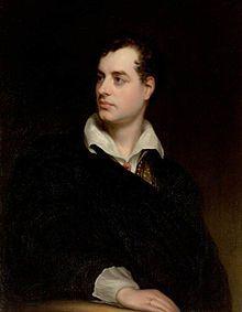 Lord Byron - Wikipedia, the free encyclopedia