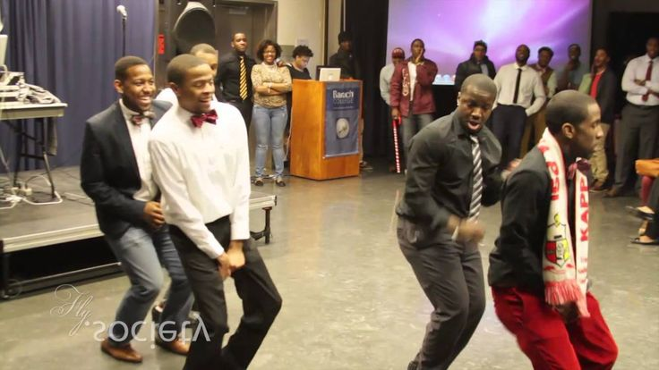 """NEW YORK ALUMNI NUPES @ THE """"DIVINE 9"""" GREEK STROLL OFF AT BARUCH COLLEGE"""