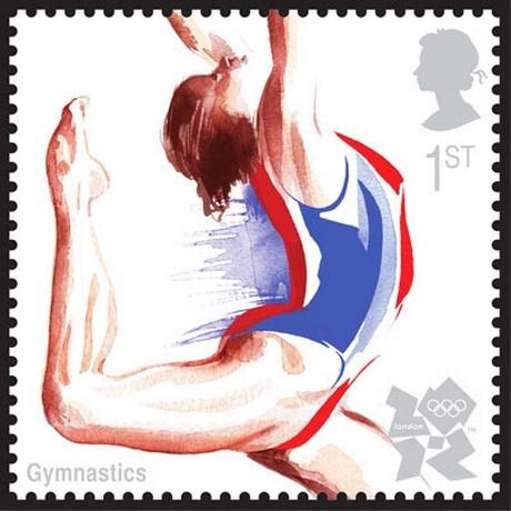 British Stamp 2012 - London 2012 Olympics