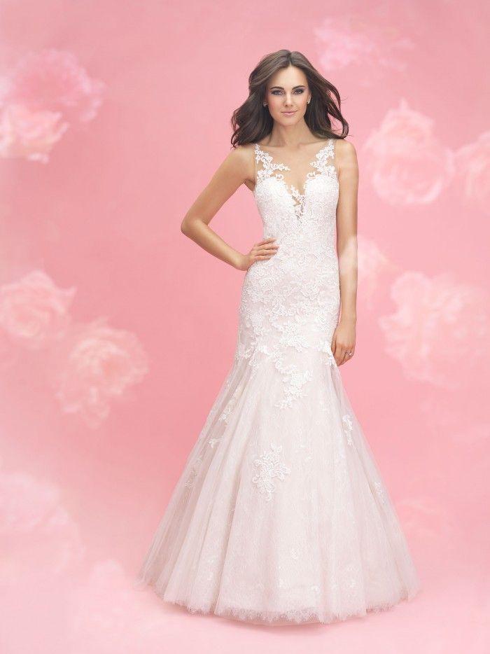 63 mejores imágenes de Allure en Pinterest | Vestidos de boda ...
