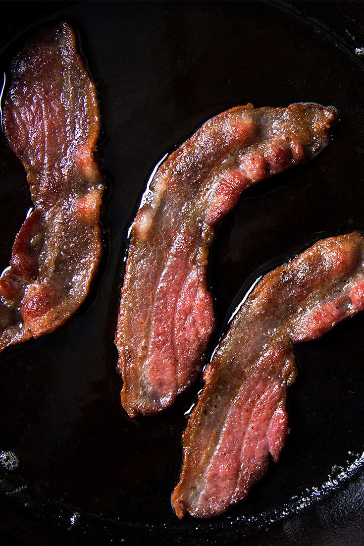 """We """"painstakingly"""" taste-tested every bacon brand in our local grocery store and declared our favorites. It wasn't easy, but, boy, was it greasy."""