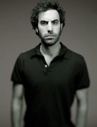 Sacha Baron Cohen ~ his BESTEST character he's ever been, well,  in my book ( but that's just me ;) ) ... is King Julian from the Madagascar movies! :) TOOOOO Funny!