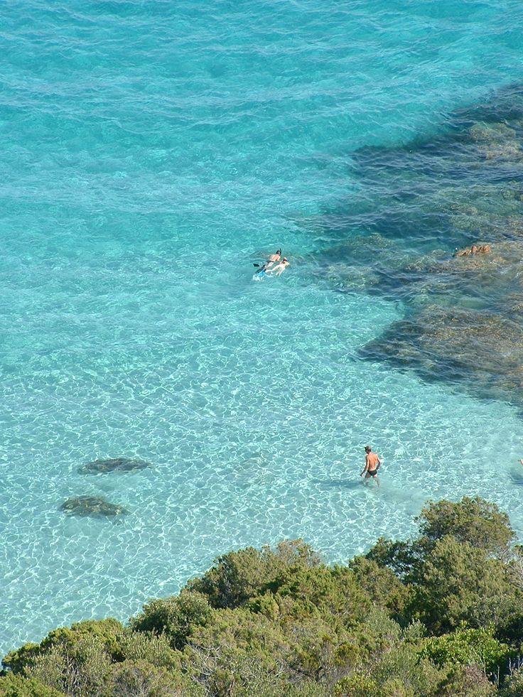 Roccapina en Corse