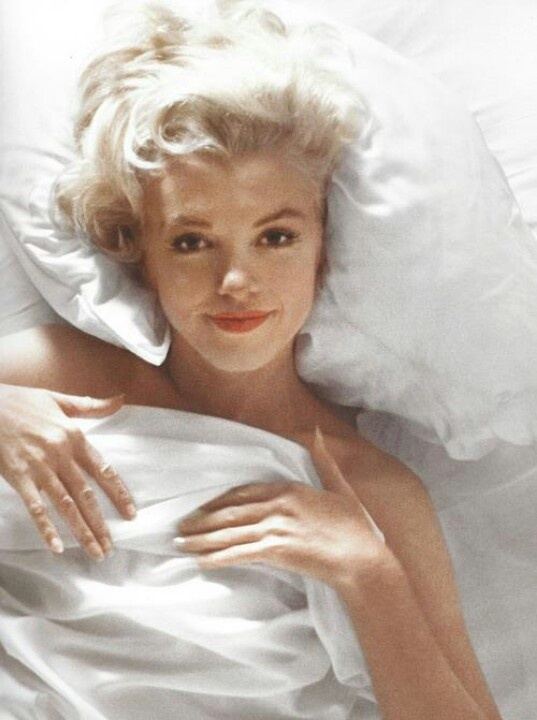 Marilyn Monroe. Photo by Douglas Kirkland, 1961.