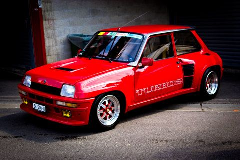 One of the few that I like of this brand - Renault 5 Turbo