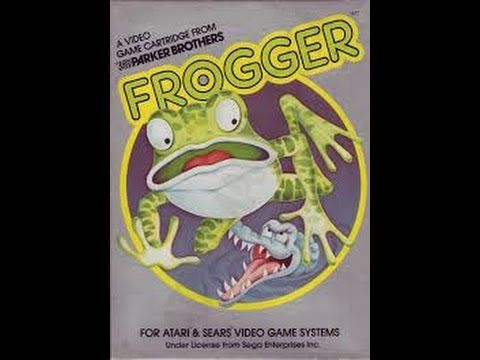 Joes Versus The Atari 2600 Lets Play Frogger Pt 2
