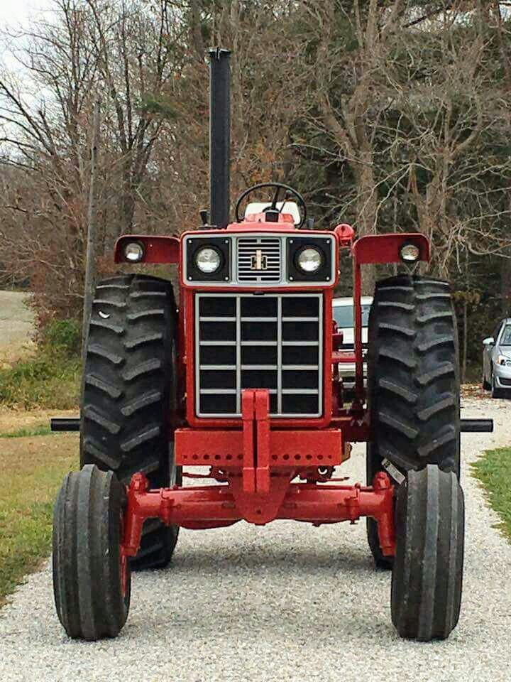 Farmall 1066 Tractor : Best images about tractors on pinterest