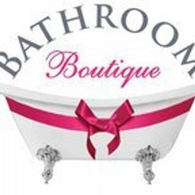 We are proud to be Bathroom Boutique!