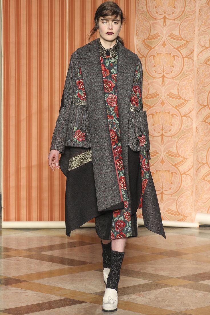 Sfilata Antonio Marras Milano - Collezioni Autunno Inverno 2013-14 - Vogue