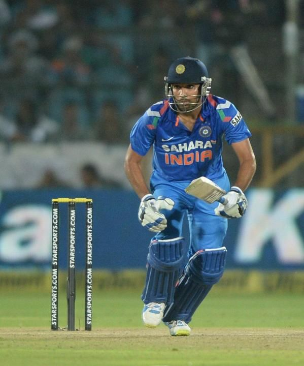 Rohit Sharma 141(123) vs Australia