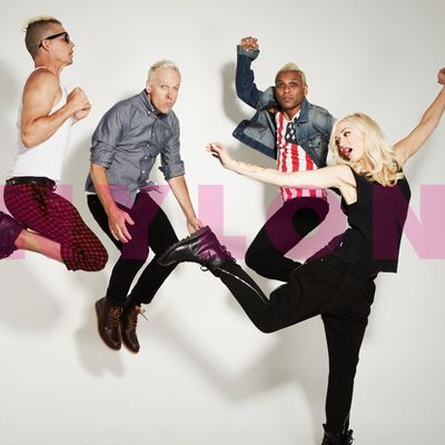 November 2012: No Doubt! - Saw them with Taylor.  It was a great concert.