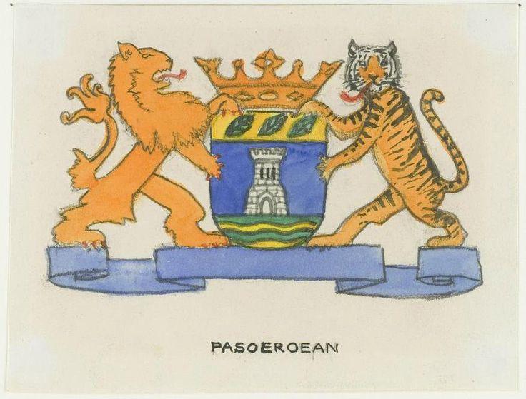 Segel Kotamadya di Masa Hindia Belanda   Kaskus - The Largest Indonesian Community