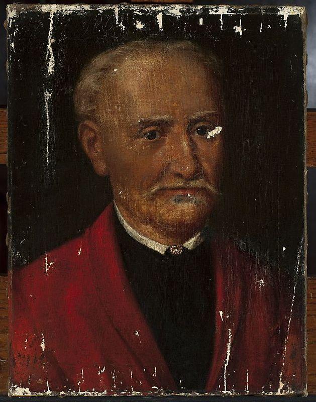 Portret Michała Sczanieckiego n.n.XIXw.MNW