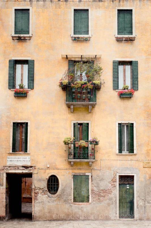 windows of venice italy photography europe art travel photography ...
