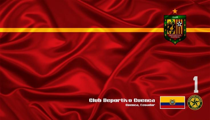 Club Deportivo Cuenca - Veja mais Wallpapers e baixe de graça em nosso Blog. http://ads.tt/78i3ug