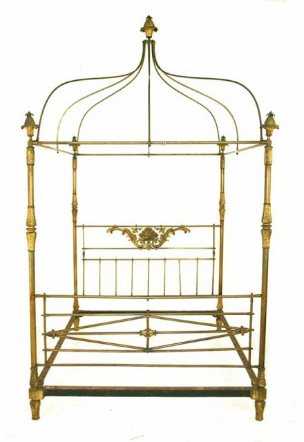 decorate with brass beds - Brass Beds