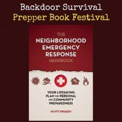 Prepper Book Festival 13: Neighborhood Emergency Response Handbook  Giveaway