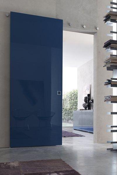 Puerta corrediza de madera B-MOVE MULTY Colección B-Move by BLUINTERNI