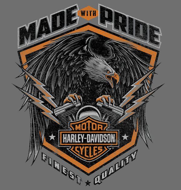 Harley-Davidson [illustrations]